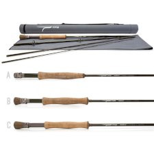 TFO Axiom II Fly Rod with free fly line*