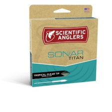 SA Sonar Titan Tropical Clear Tip Fly Line
