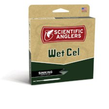 SA Wet Cel Fly Line