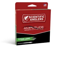 SA Amplitude Smooth Titan Long Fly Line
