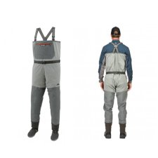 Simms Freestone Stockingfoot Waders w/free FedEx 2-day Shipping