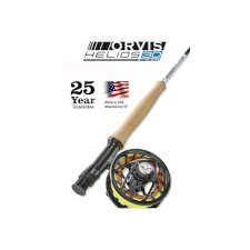 Orvis Helios 3D Fly Rod & Reel Outfits - Fly Rod, Reel and Line Combos