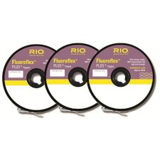 Rio Fluoroflex Plus Tippet - 30 Yard, Three Pack