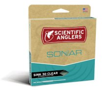 SA Sonar Sink 30 Clear Fly Line