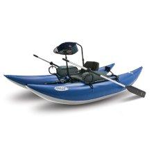 Outcast Fish Cat 10-IR StandUp Pontoon Boat w/free accessories