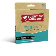 Scientific Anglers Sonar Stillwater Clear Camo Fly Line