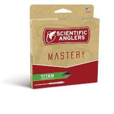 SA Mastery Titan Fly Line