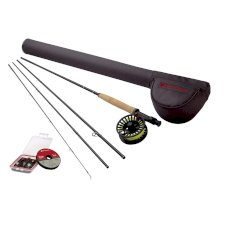 Redington Topo Fly Rod/Reel Combo