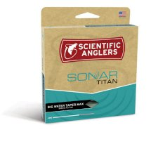 SA Sonar Titan Big Water Taper Max Sink Fly Line