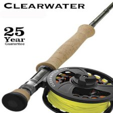 Orvis Clearwater Big Game Outfit - Fly Rod, Reel & Line Combo