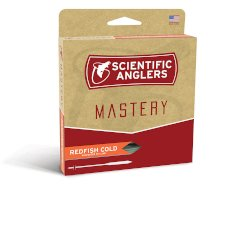 SA Mastery Redfish Cold Fly Line