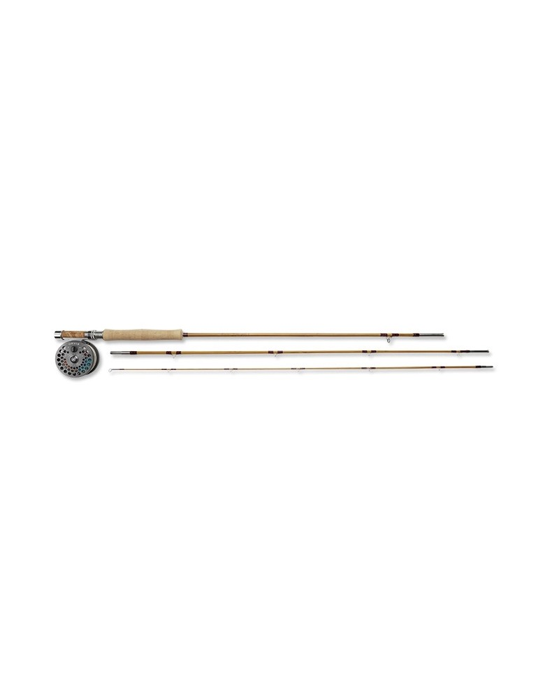 Orvis 8' 5 Weight Bamboo Fly Rod 1856 805-3 Full