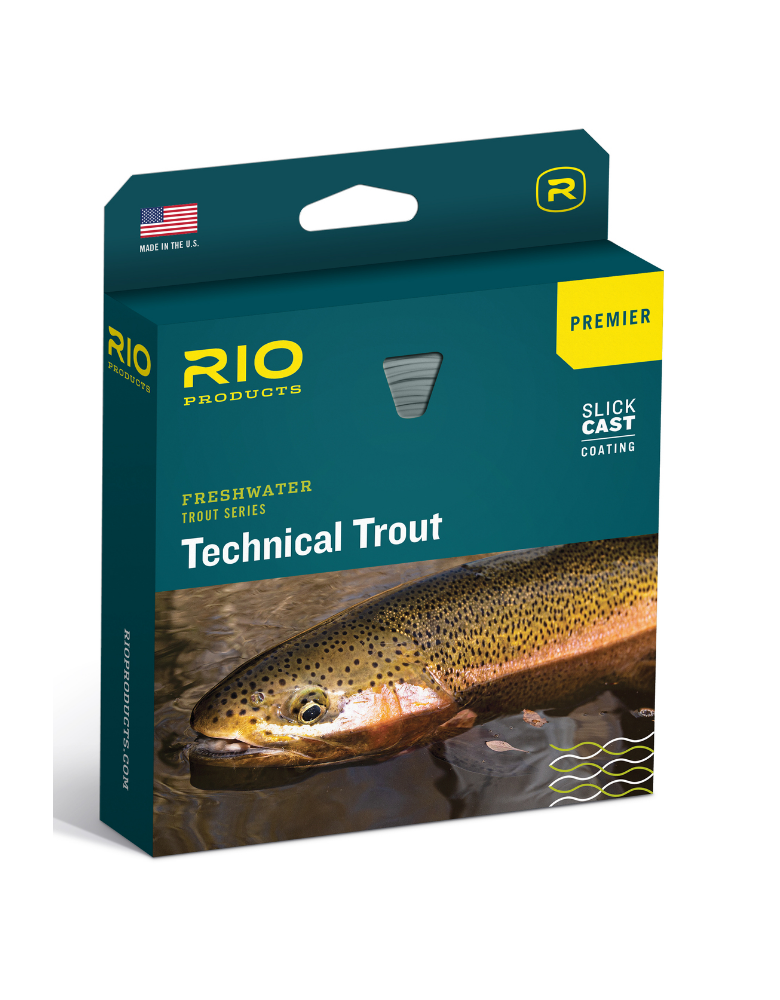 Rio Premier Technical Trout Fly Line