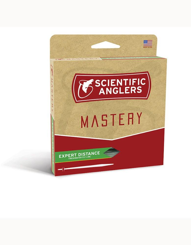 SA Mastery Expert Distance Fly Line