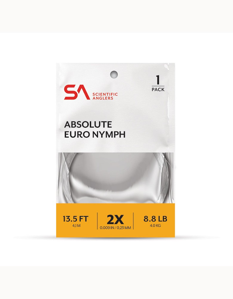 Scientific Anglers Mastery Euro Nymph Kit Fly Line