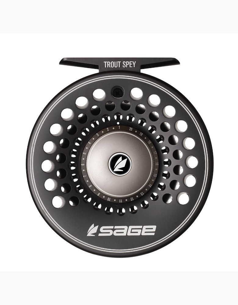 Sage Trout Spey Fly Reels w/free line, leader or tippet*