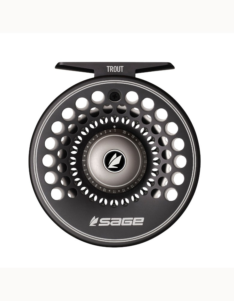 Sage Trout Fly Reels w/free line, leader or tippet*