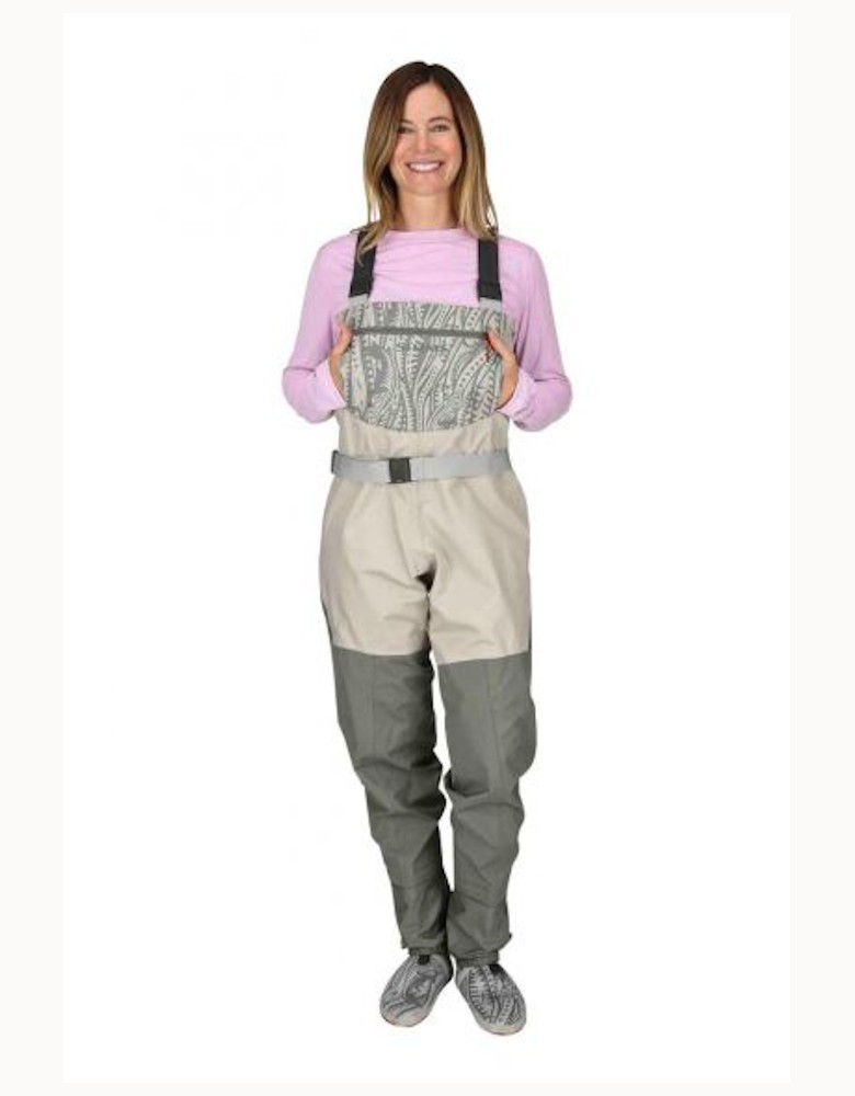 Simms Women's Soul River Stockingfoot Waders w/free Shipping