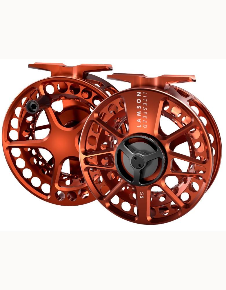 Waterworks Lamson Litespeed G5 Fly Reels and Spools