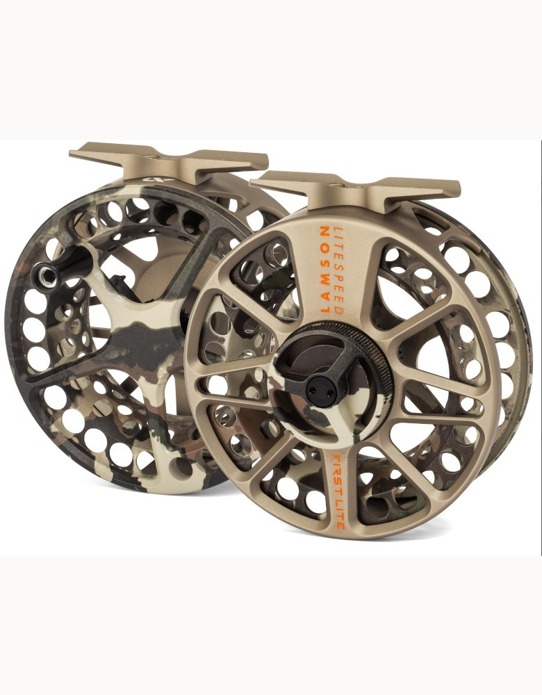 Waterworks Lamson Litespeed First Lite Fusion Fly Reels