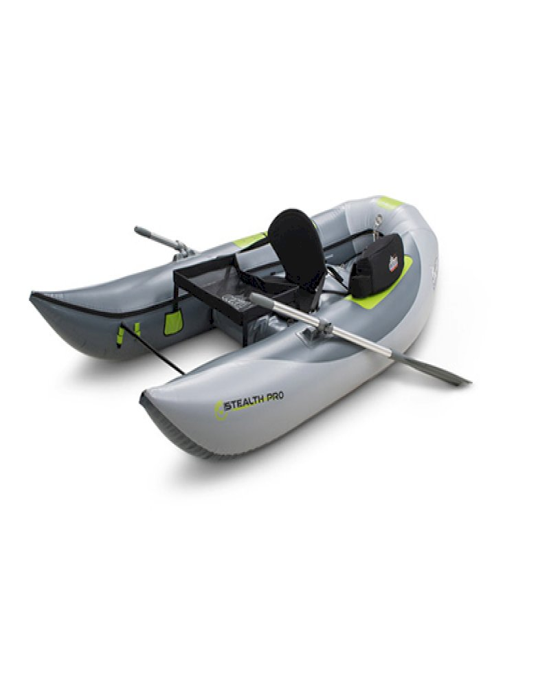 Outcast OSG Stealth Pro Frameless Pontoon Boat w/free accessories*