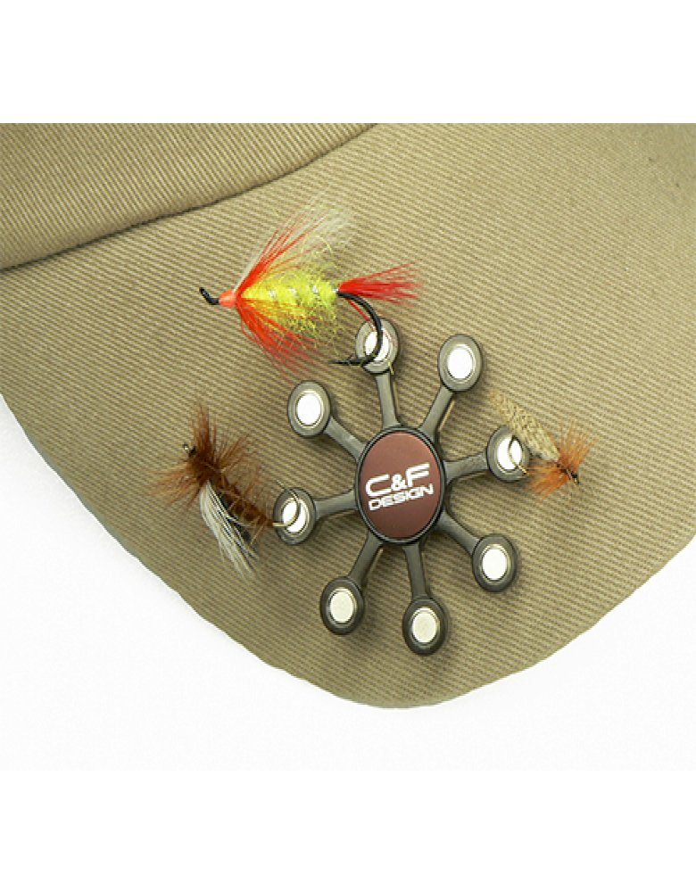 C&F Design Cap Fly Patch CFA-27