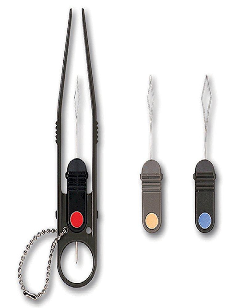 C&F Design 3-in-1 Tweezers CFA-40