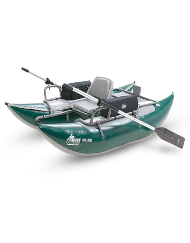 Outcast PAC 800 Pontoon Boat w/free accessories*