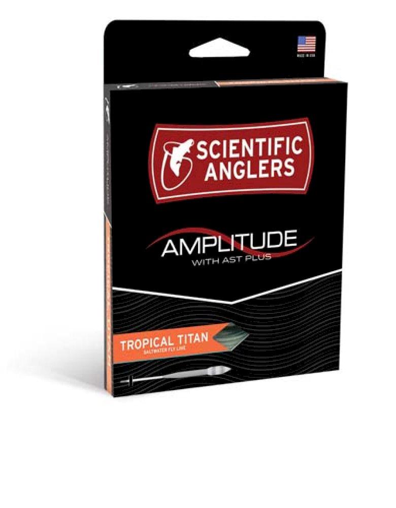 SA Amplitude Tropical Titan Fly Line