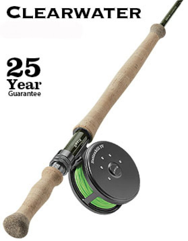 Orvis Clearwater Switch & Spey Outfit - Fly Rod, Reel & Line Combo