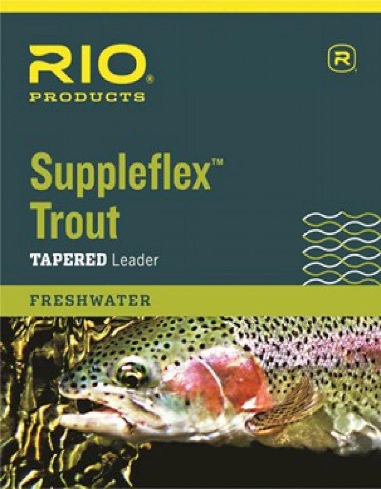 Rio Suppleflex Trout Leaders