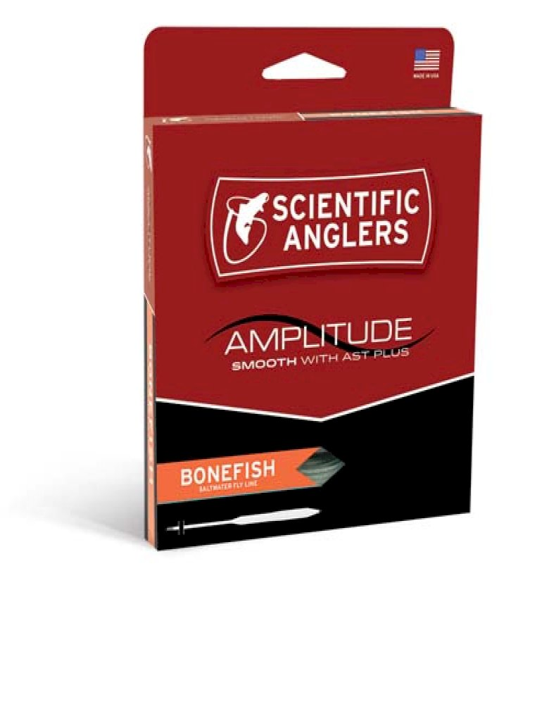 SA Amplitude Smooth BoneFish Fly Line