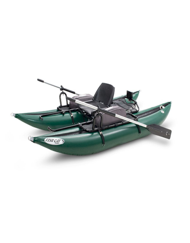 Outcast Fish Cat Panther Pontoon Boat w/free accessories*