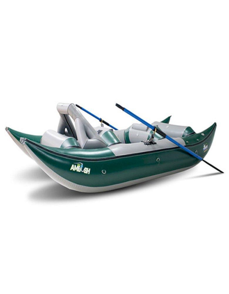 Outcast OSG Ambush Pontoon Boat w/free accessories*