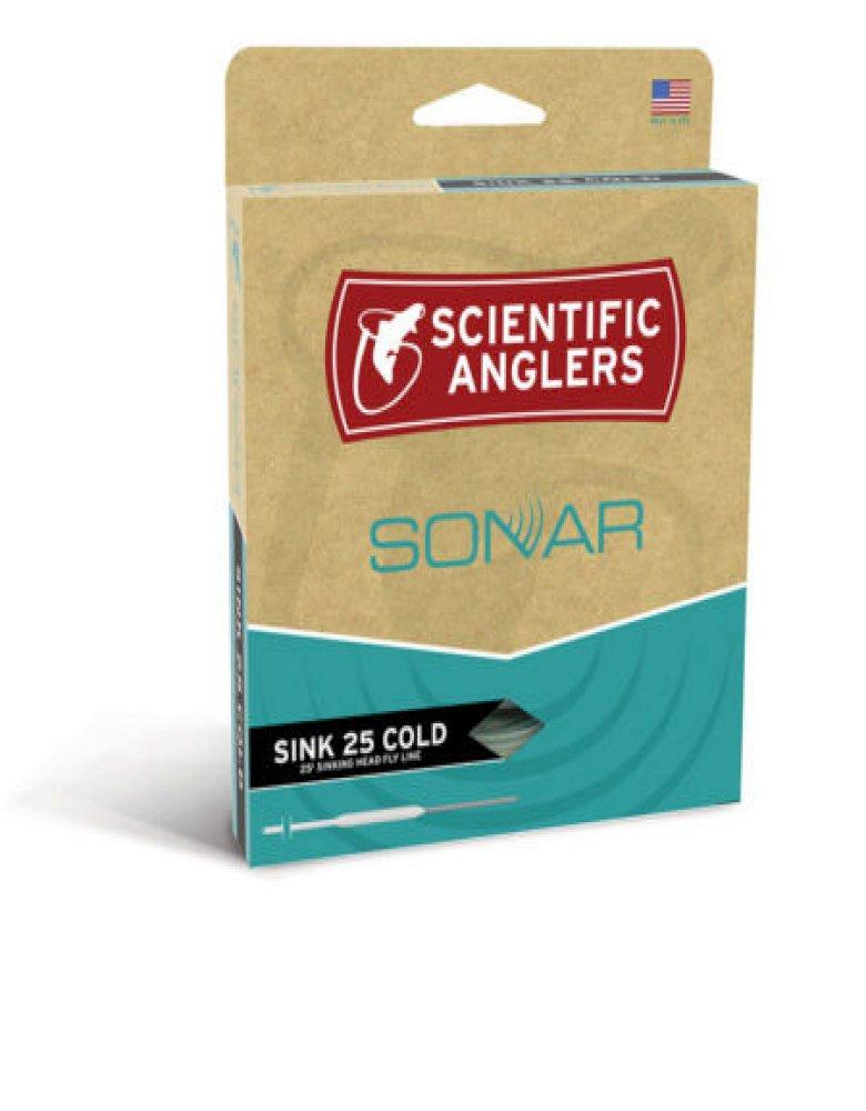 SA Sonar Sink 25 Cold Fly Line