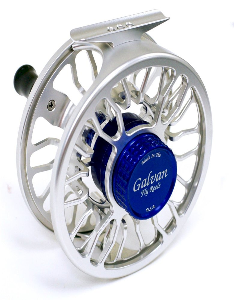 Galvan Grip Fly Reels and Spools w/free line, leader or tippet*