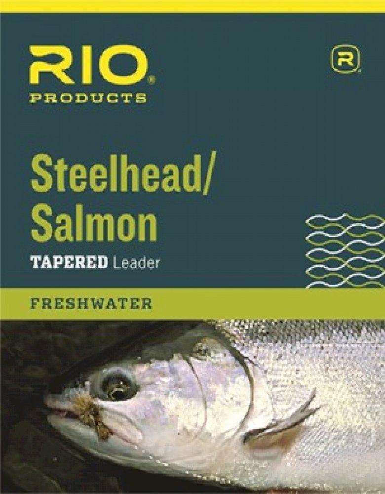 Rio Steelhead/Salmon Leaders, Single Pack
