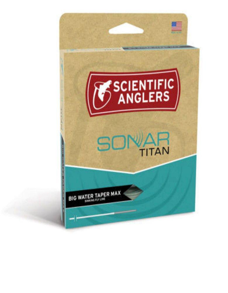 SA Sonar Titan Big Water Taper Max Sink Fly Line