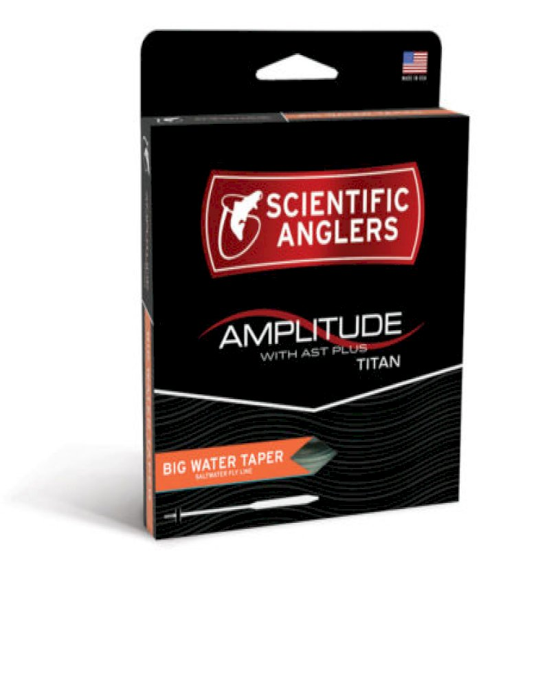 Scientific Anglers Amplitude Big Water Taper Fly Line