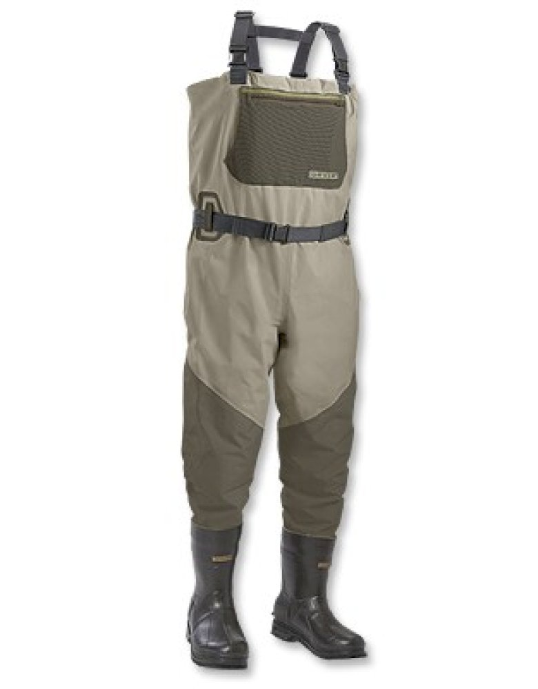 Orvis Encounter Bootfoot Waders - Felt w/free line, leader or tippet*