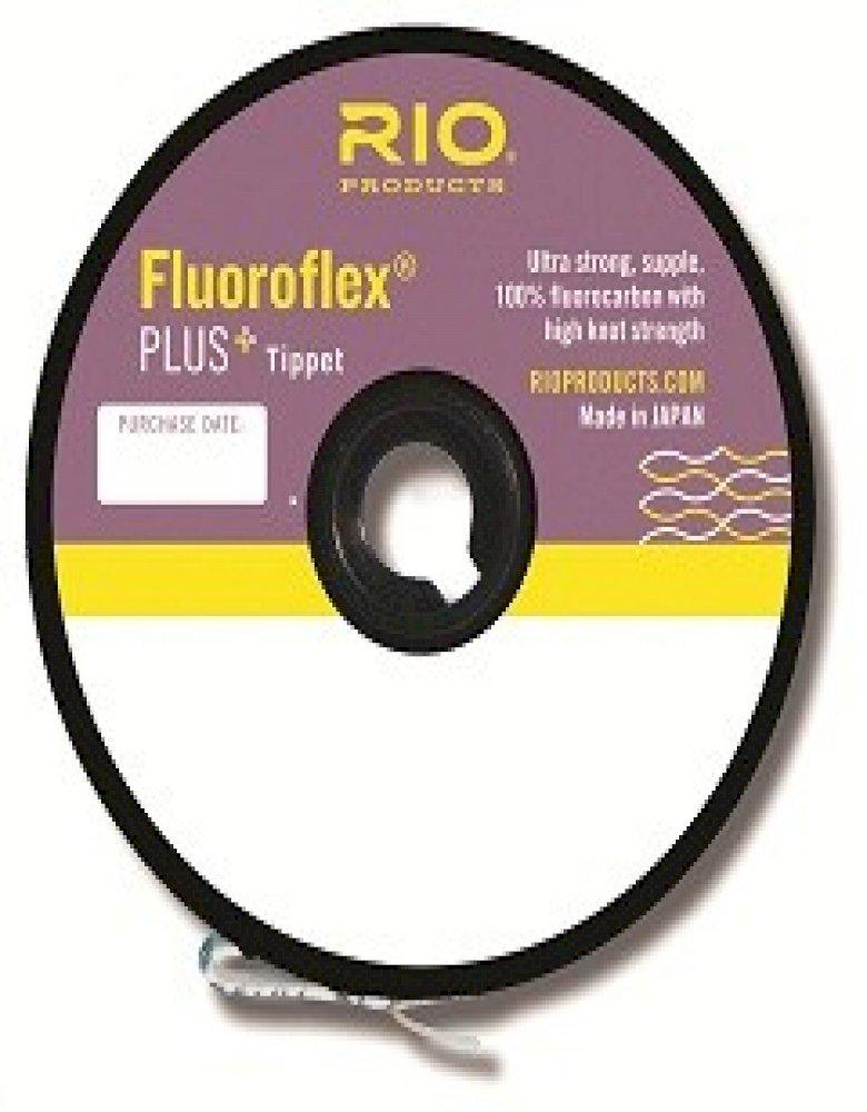 Rio Fluoroflex Plus Tippet - 30 Yard, Single Pack