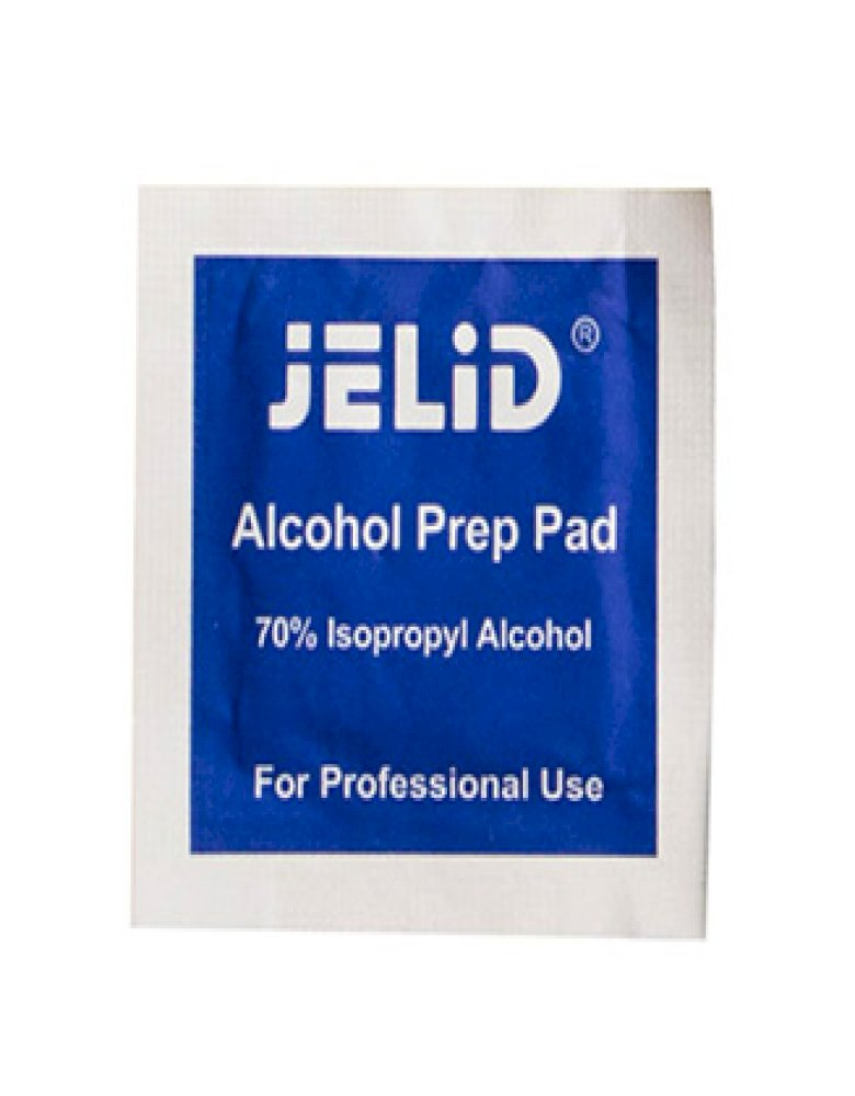 Outcast Alcohol Prep Pads