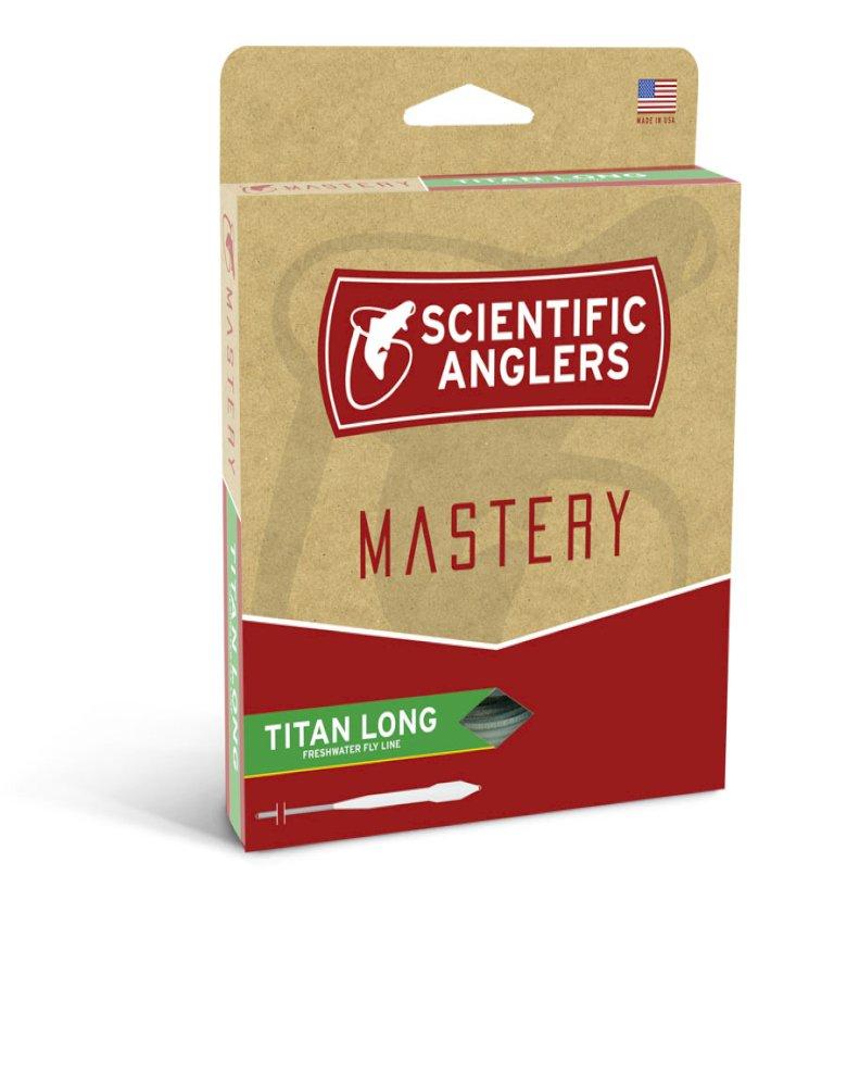 SA Mastery Titan Long Fly Line