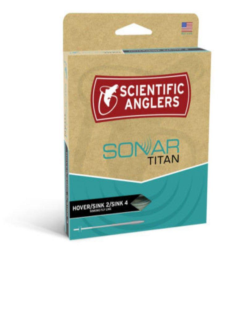 Scientific Anglers Sonar Titan Hover/ Sink 2/ Sink 4 Fly Line