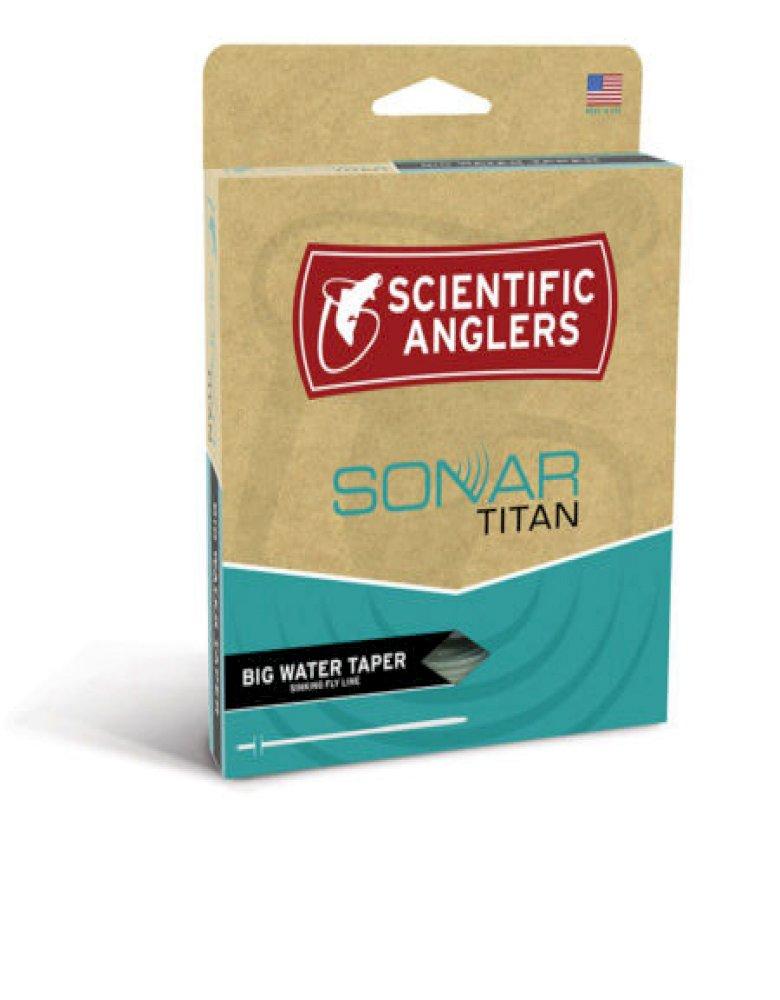 Scientific Anglers Sonar Titan Big Water Taper Fly Line