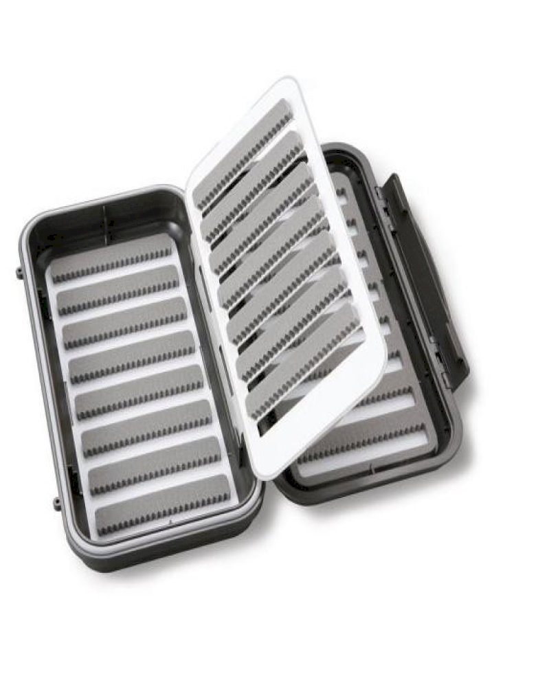 C&F Design Large 16-Row Waterproof Fly Box with Flip Page - CF-35878