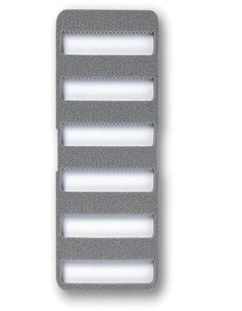 C&F Design Large System Foam 6-Row - FSA-3506