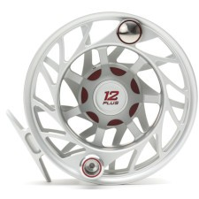 Hatch 12 Plus Gen 2 Finatic Fly Reel with free overnight shipping in USA