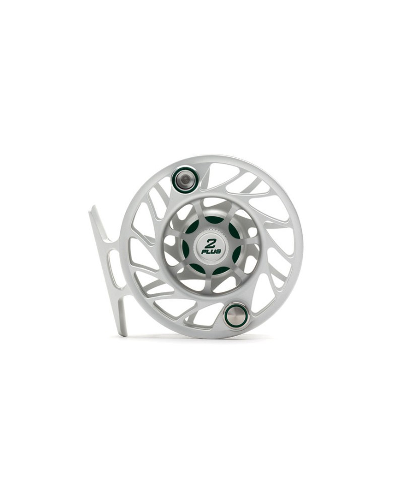 Hatch 2 Plus Gen 2 Finatic Fly Reel with free overnight shipping in USA