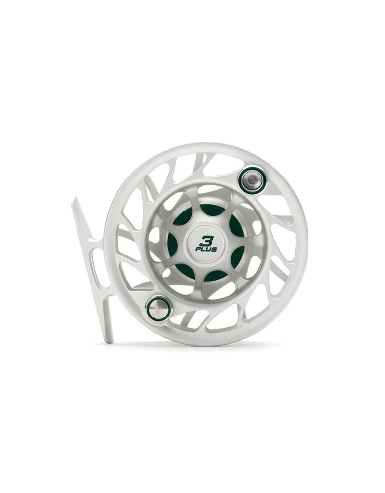 Hatch 3 Plus Gen 2 Finatic Fly Reel with free overnight shipping in USA